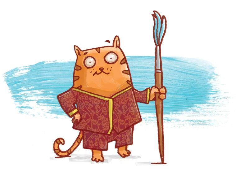 cat-brush