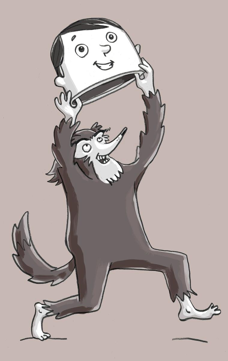 wolf-mask